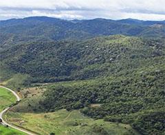 Entre 1985 e 2015, mais de 59 mil hectares foram recuperados no Estado
