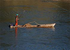 A ação vai percorrer 36 localidades da bacia hidrográfica do rio das Velhas - Foto: Arquivo Ecológico